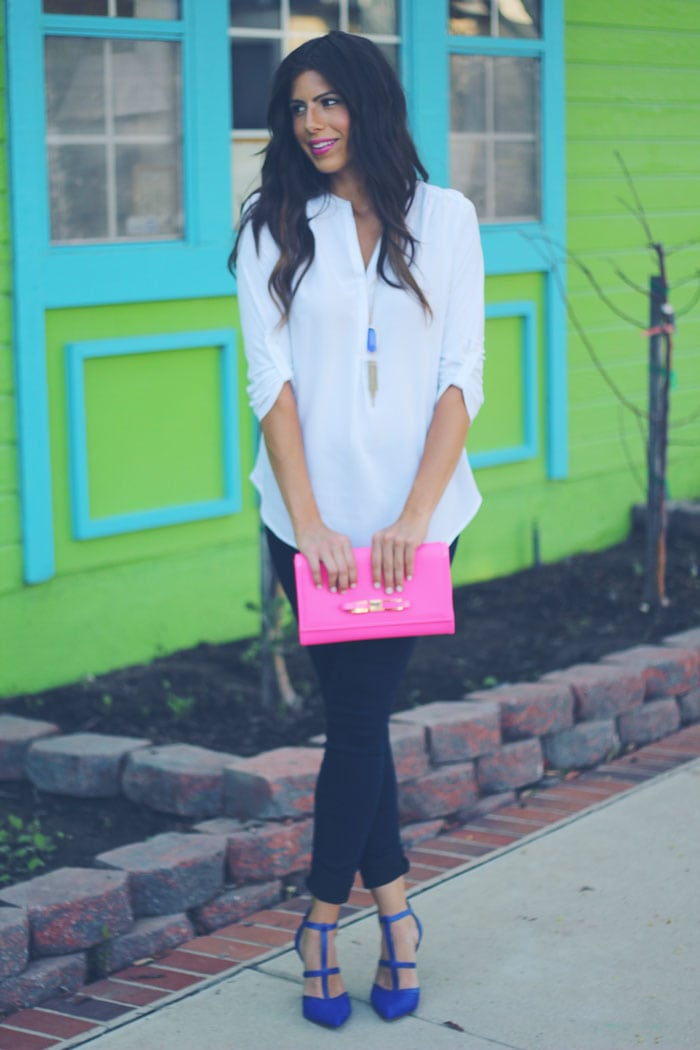 cute nordstrom anniversary sale outfit