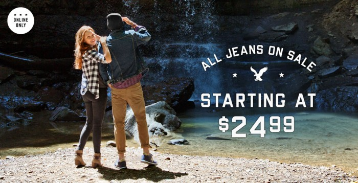 american eagle jeans sale