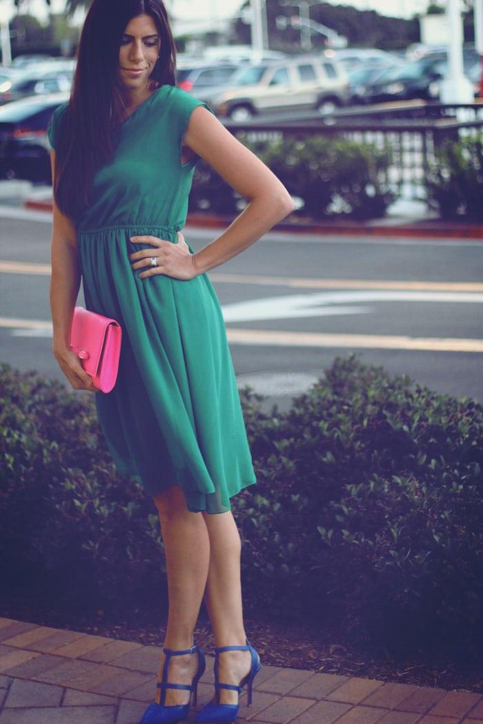 brickyard-buffalo-green-dress