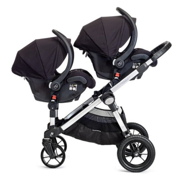 Updated City Select Double Stroller With Free Second Seat 479 99