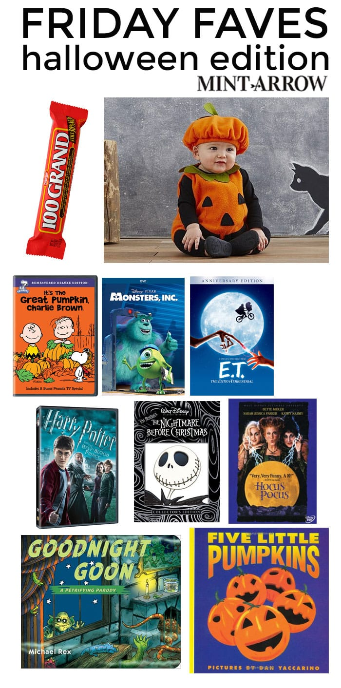 friday-faves-halloween