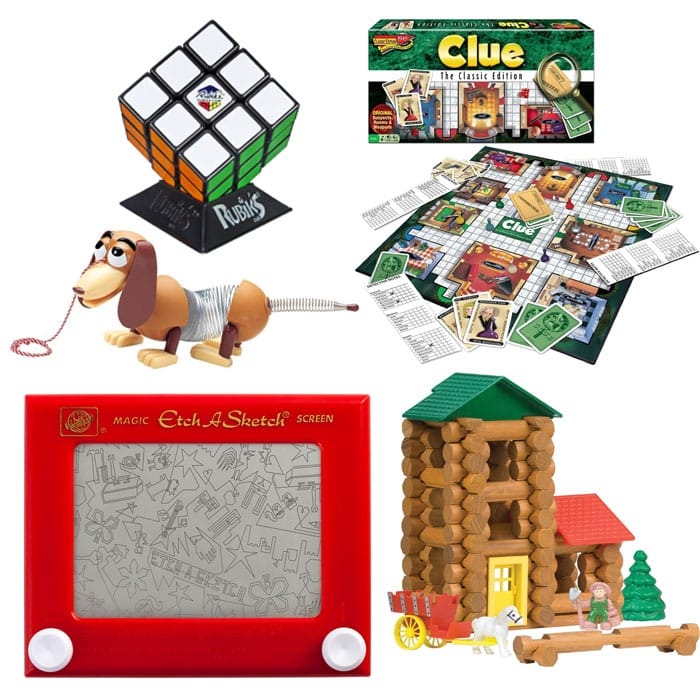 Old Time Toys And Games : Hot holiday deal retro toys games off mint arrow