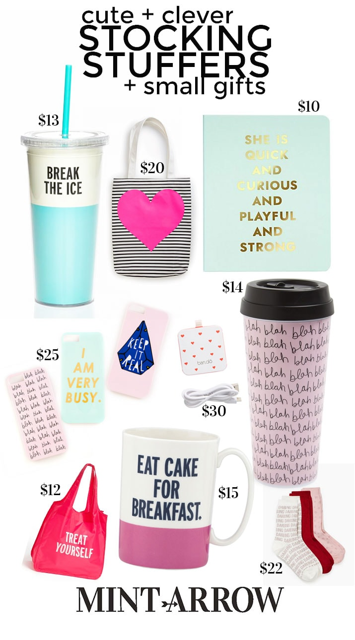Cute Clever Stocking Stuffers And Small Gifts 100