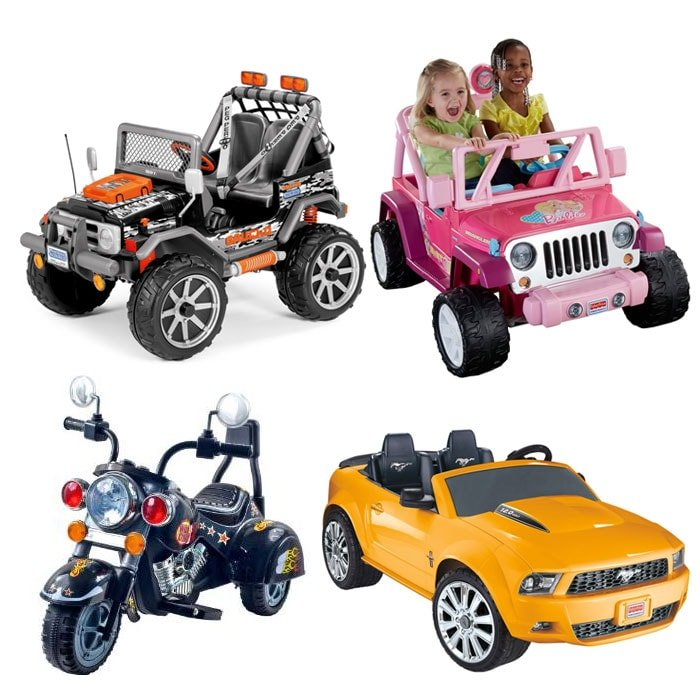 up to 57% off power wheels ride-on sale - Mint Arrow