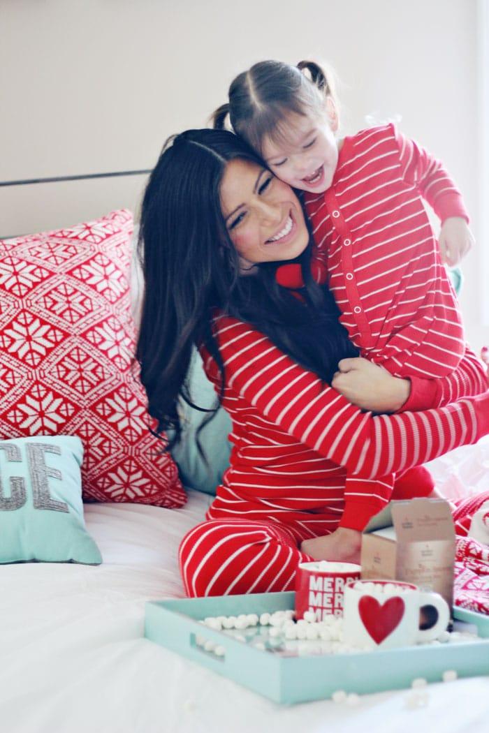 christmas jammies meaningful memories - Target Christmas Pjs