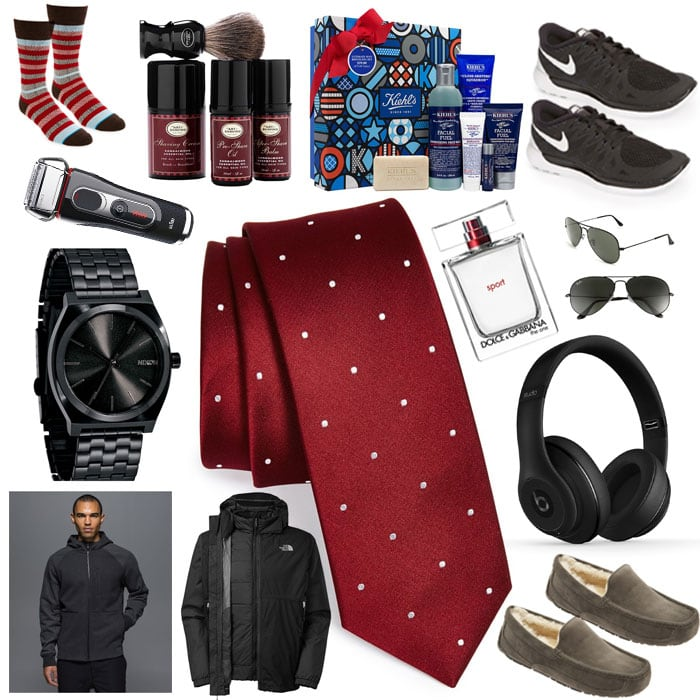 mens gift guide - Christmas Gifts For Guys 2014