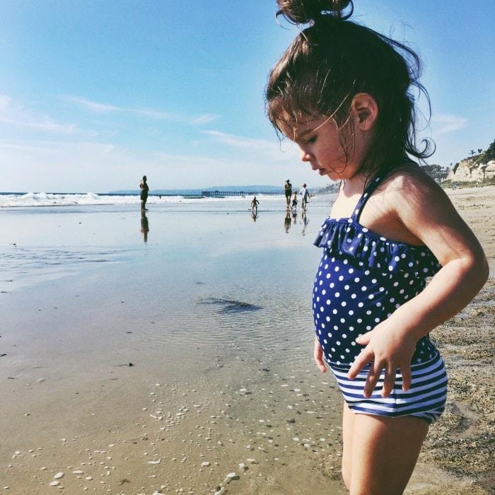 baby gap swim