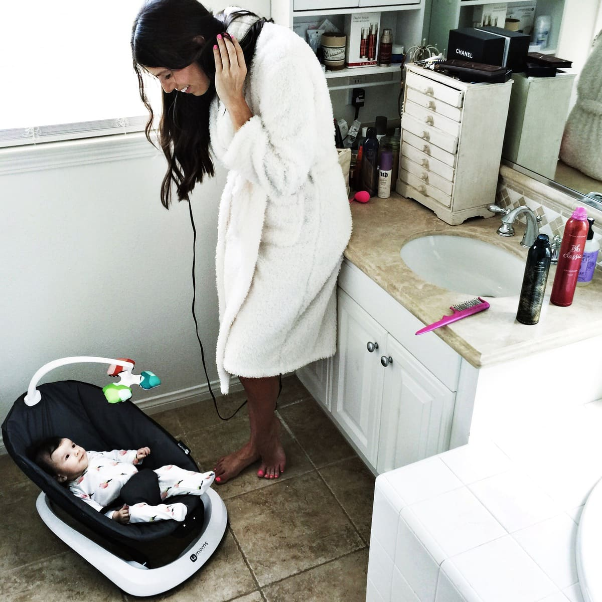 4moms Bounceroo Review The Best Baby Accessory For A