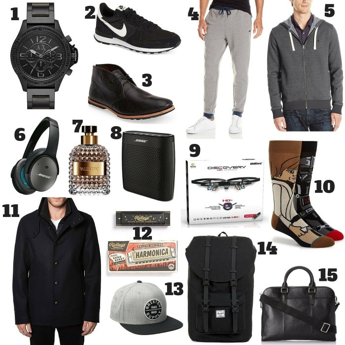 men\'s christmas gift guide - stuff he\'ll actually use and love ...
