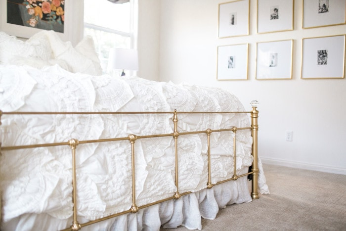 anthropologie rivulets bedding