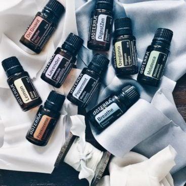 doterra essential oils!
