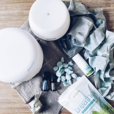 doterra may gifts + our HUGE diffuser that we're giving away free with every home essentials kit!