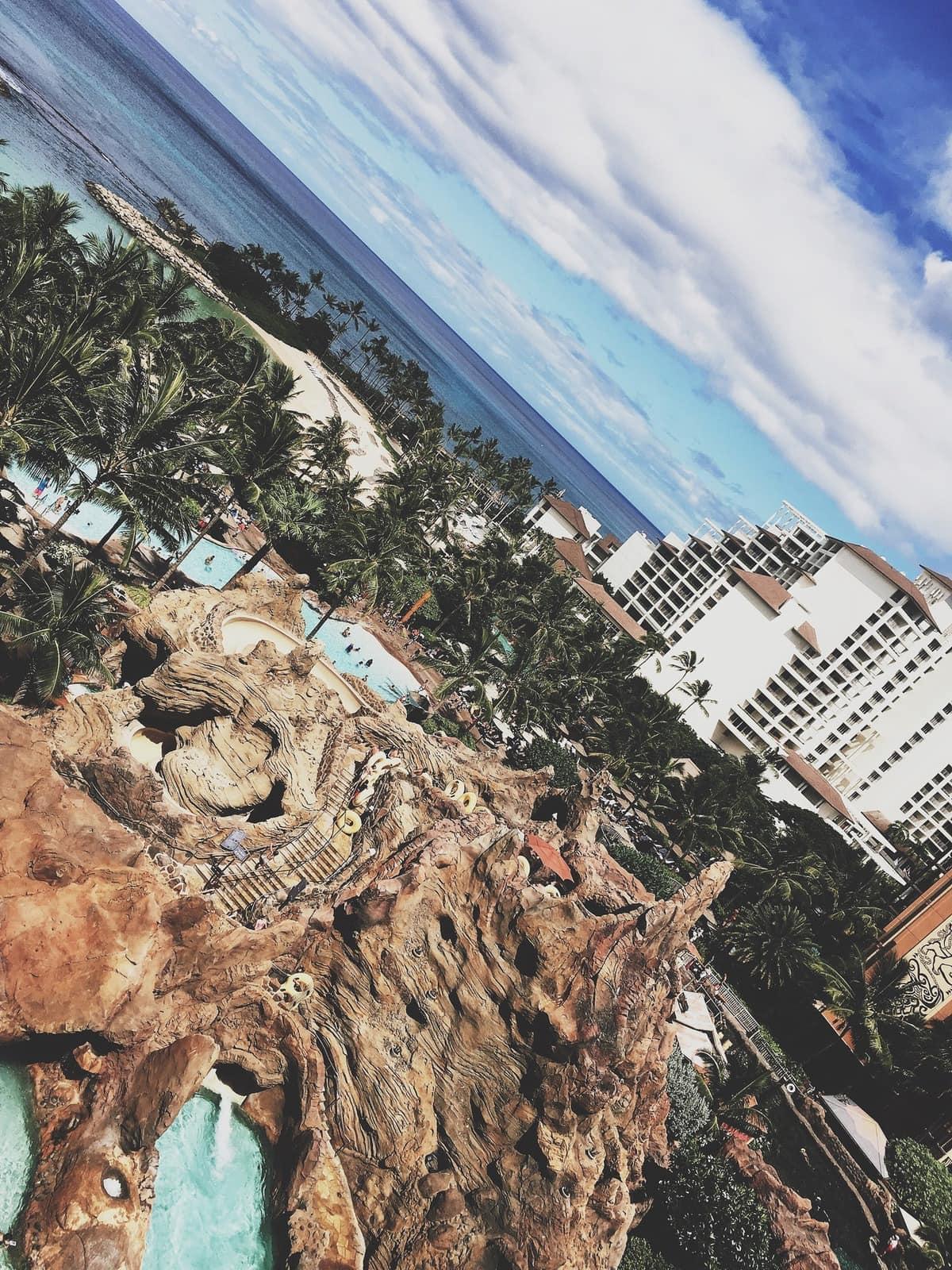 Disneys Aulani Resort oahu