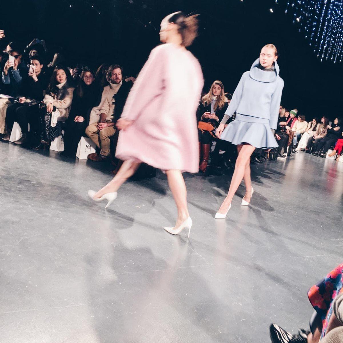 new york runway show