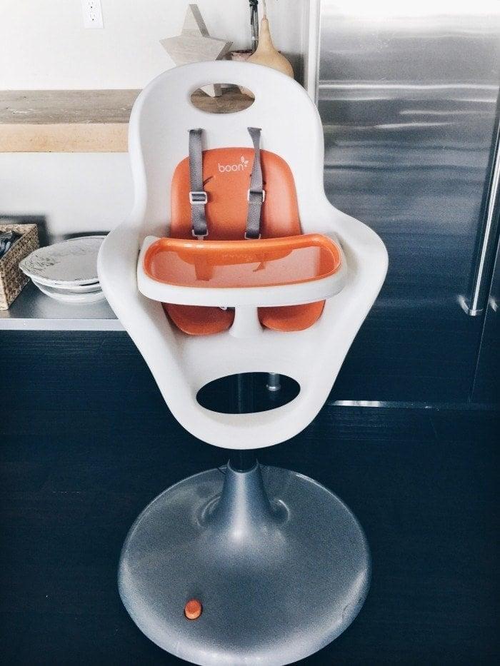 Boon Flair High Chair Deal