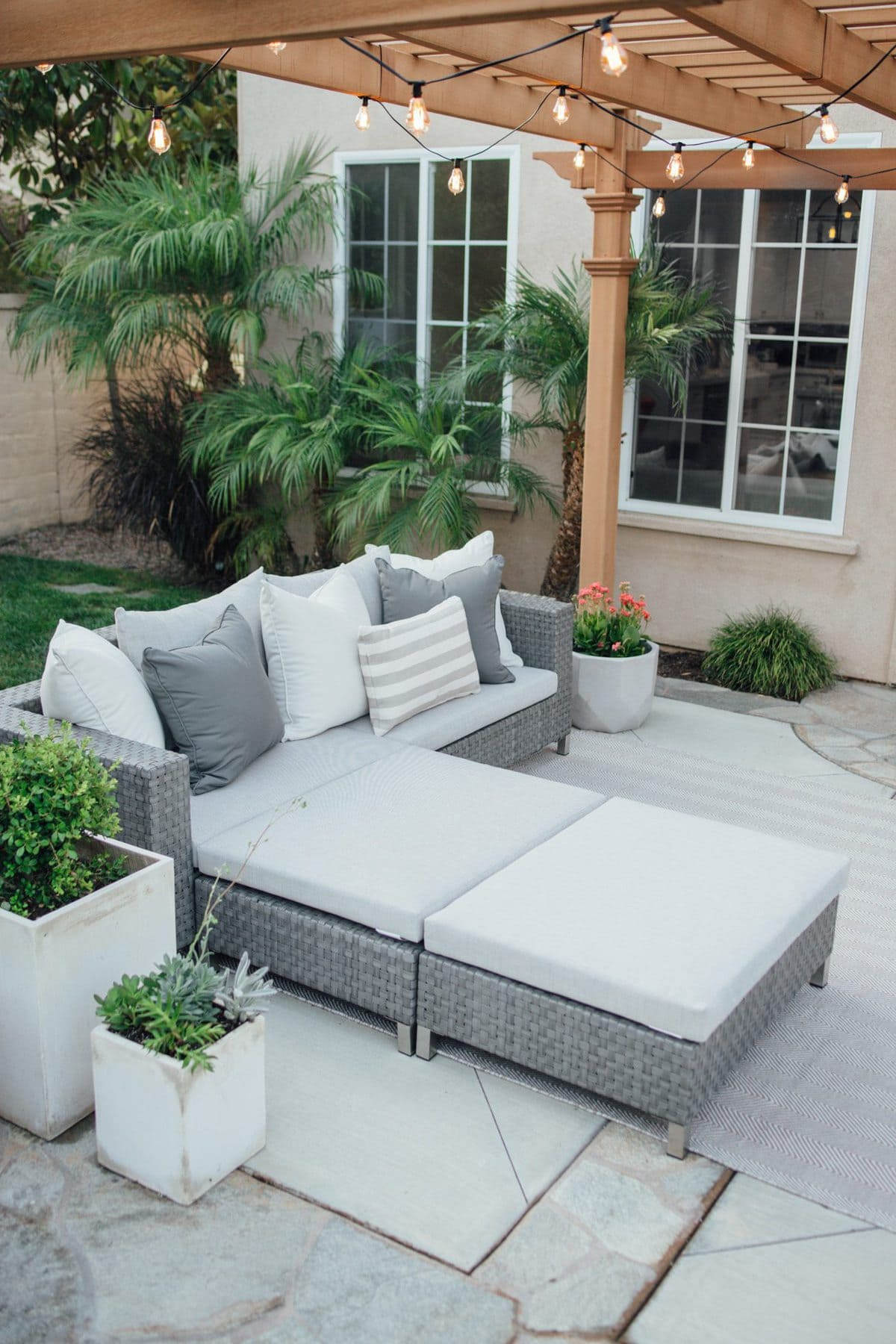 patio furniture for backyard