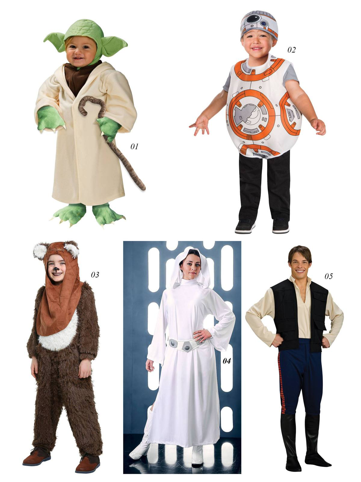 halloween costumes star wars