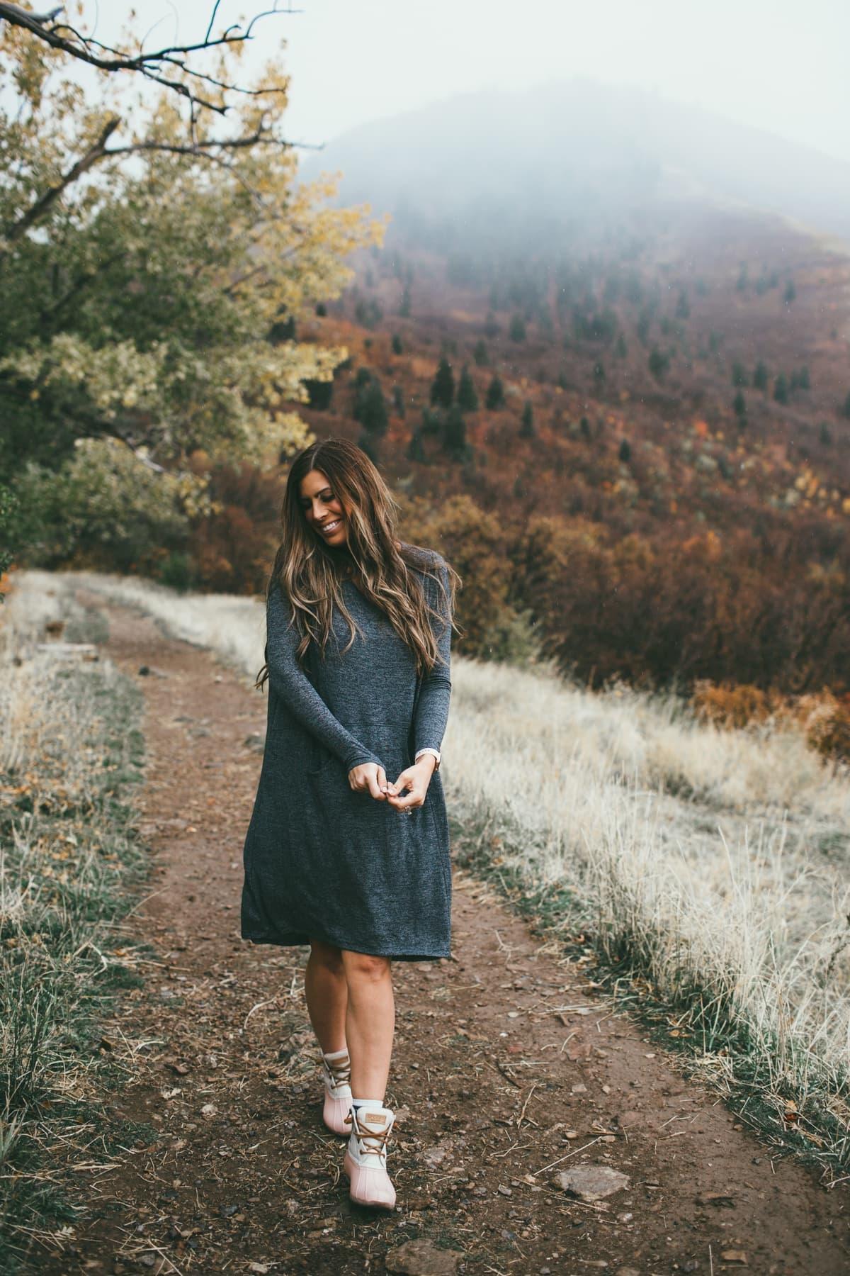 pajama dress fall