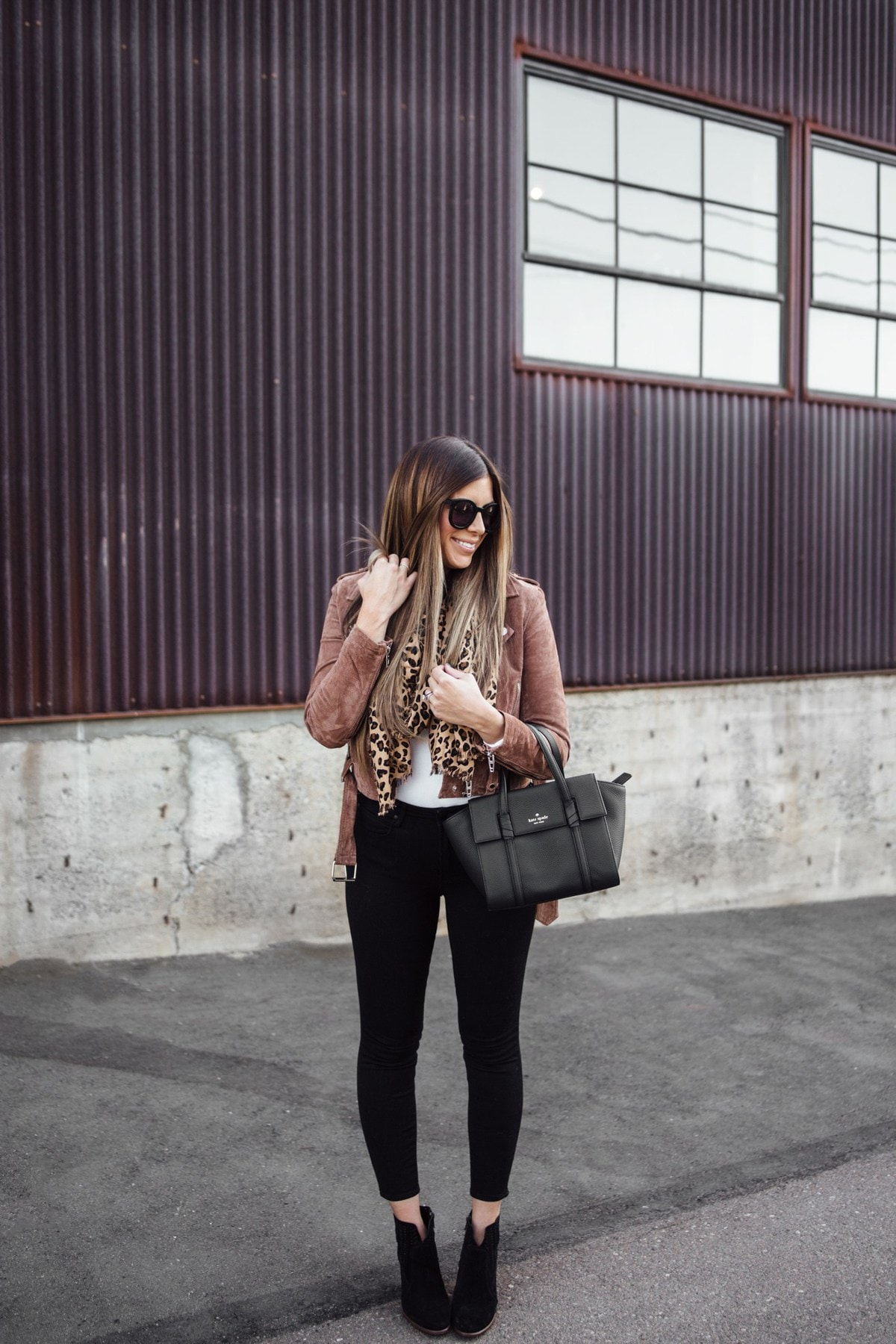 leopard scarf fall roundup