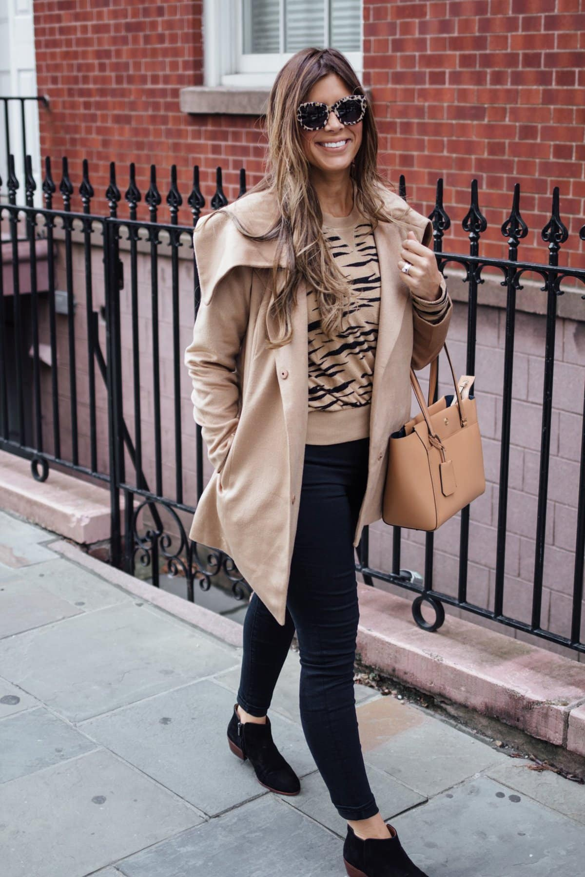 shopbop fall tan coat