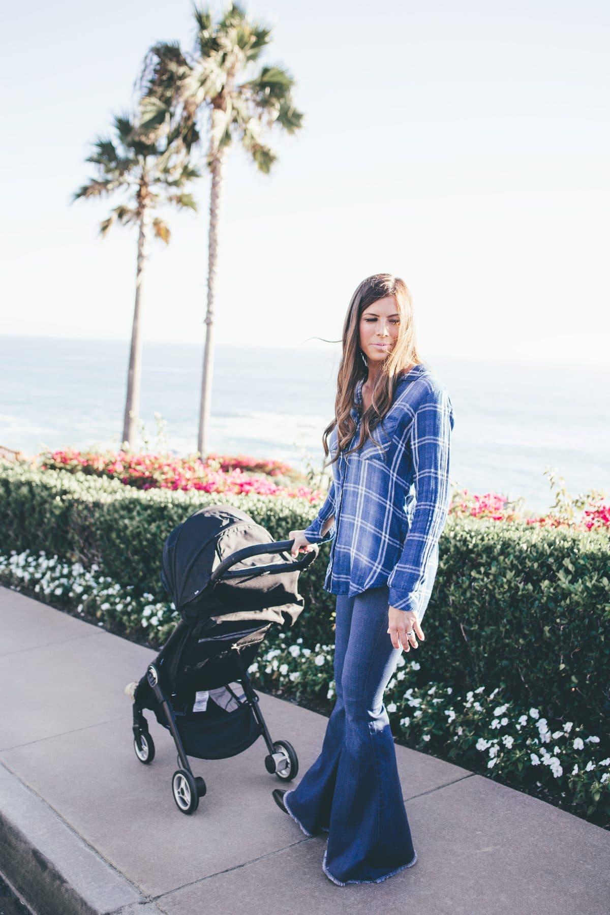 baby jogger city tour travel stroller