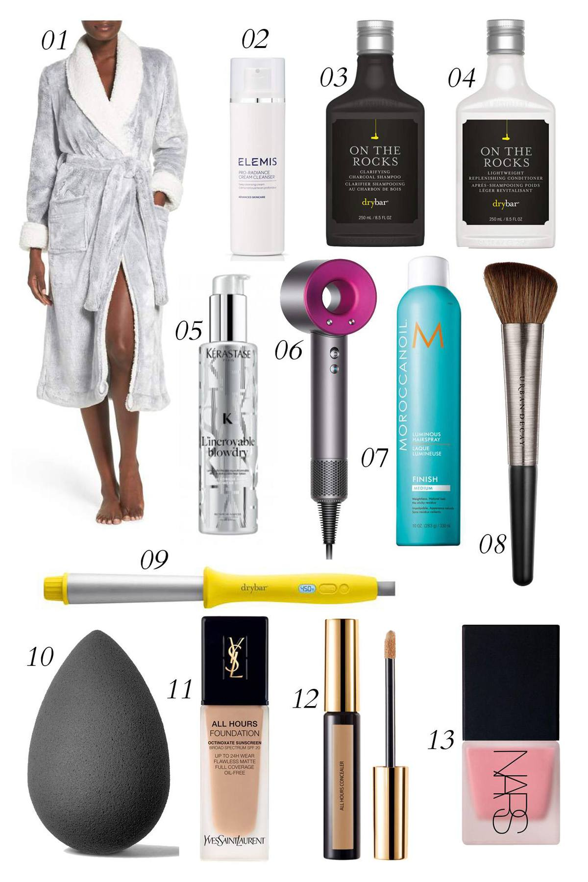 current beauty obsessions