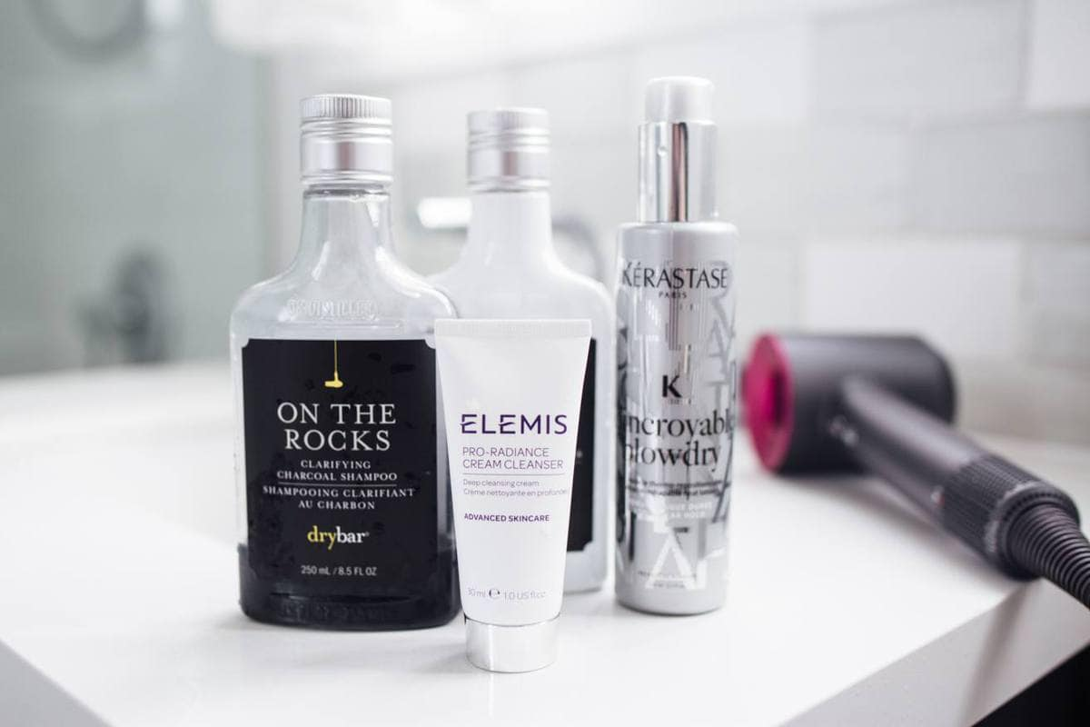 Winter beauty faves Cleanser