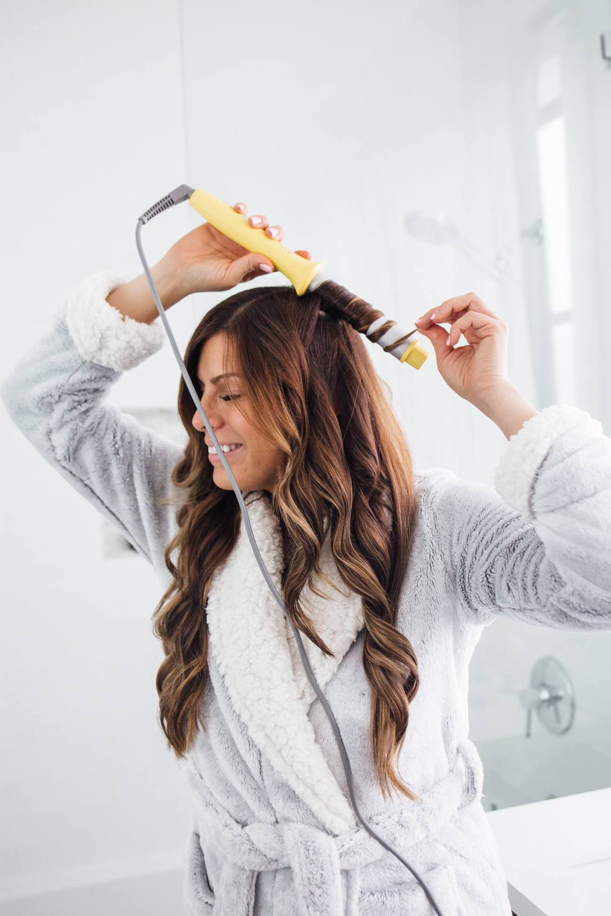 Winter beauty faves Curling Iron