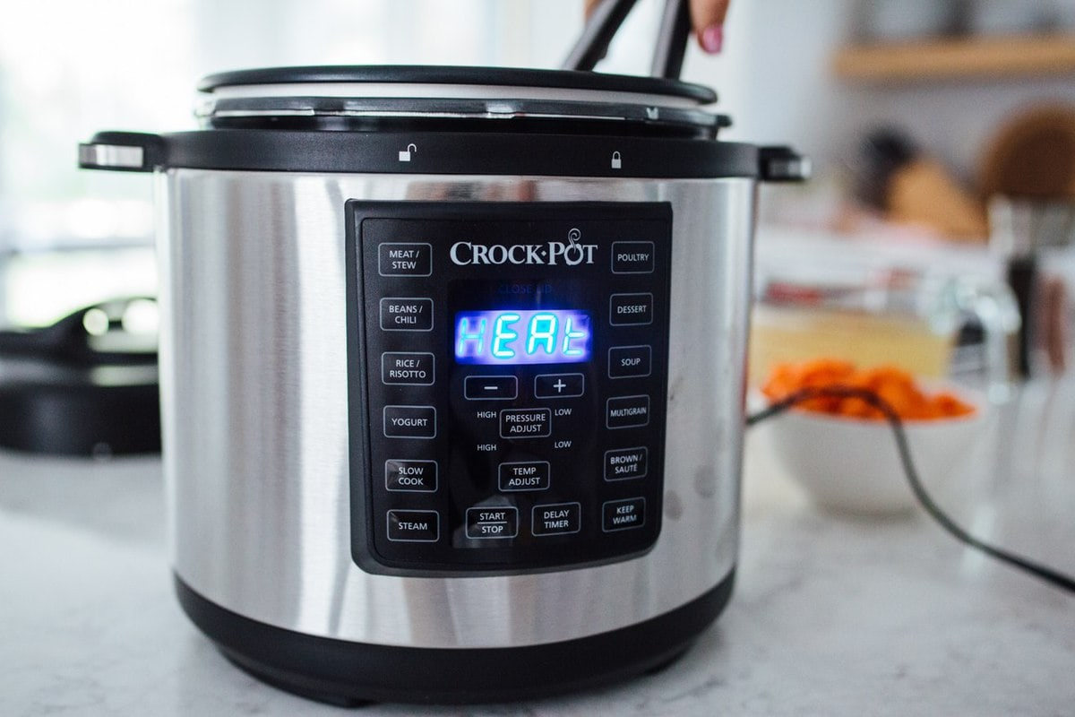 crockpot express cooker chicken soup