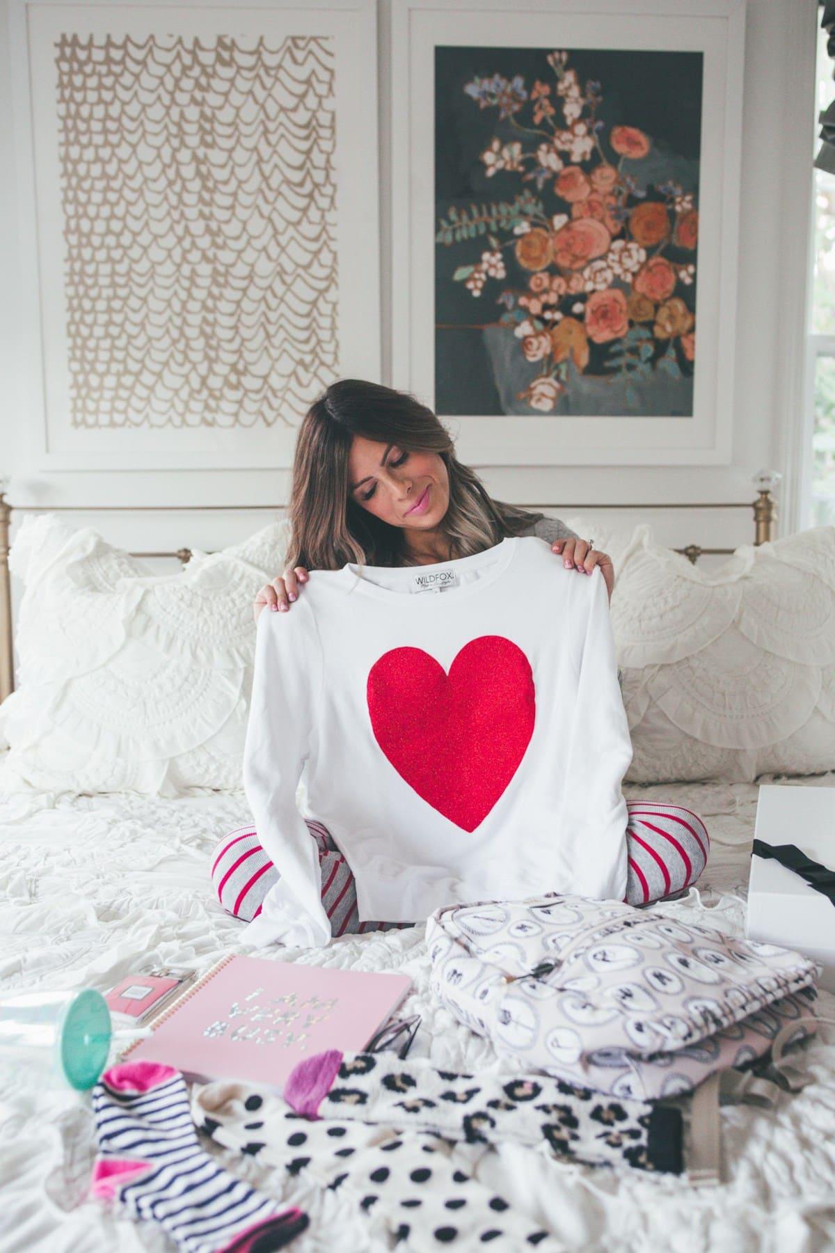 shopbop holiday gifting guide wildfox sweatshirt