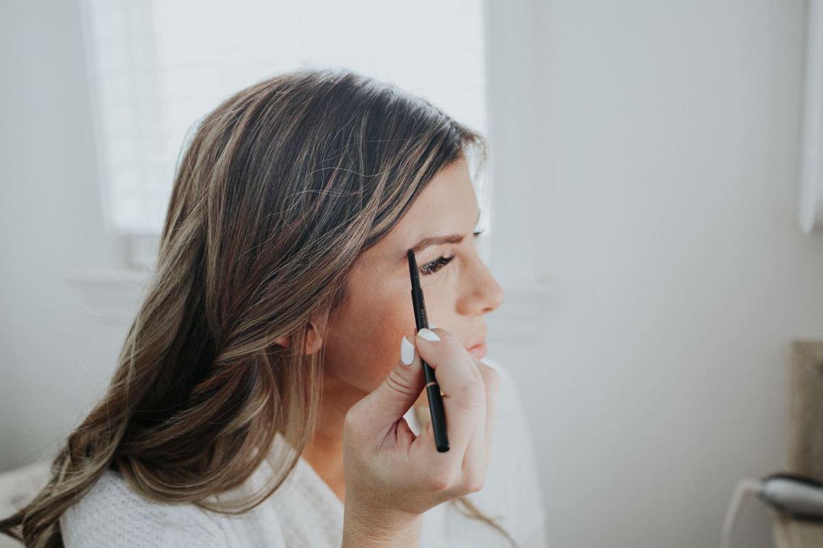 Macy's beauty look Anastasia eyebrow