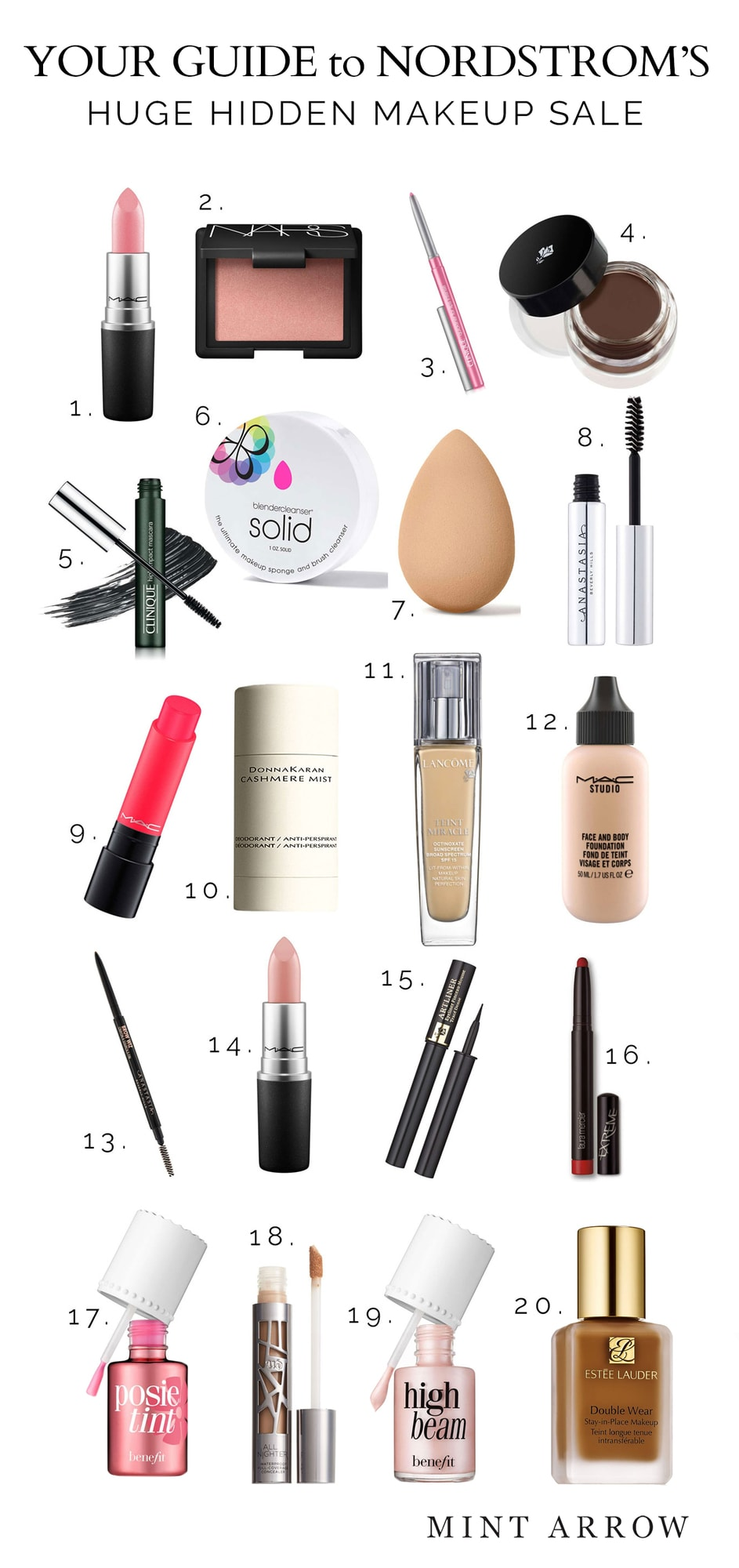 Nordstrom's HUGE hidden makeup sale