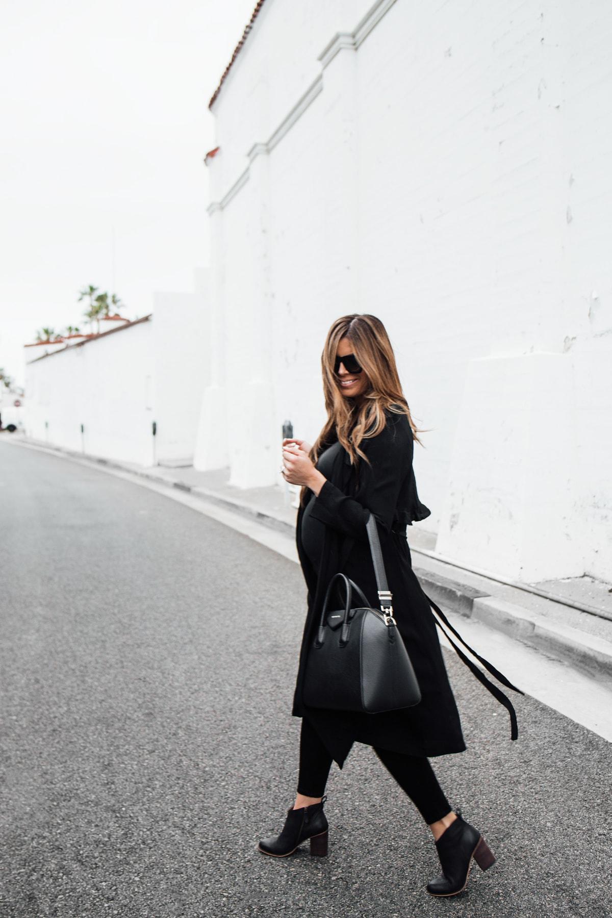 All things black jacket
