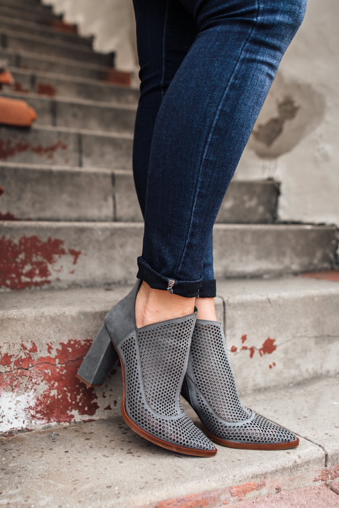 Nordstrom half-yearly sale booties