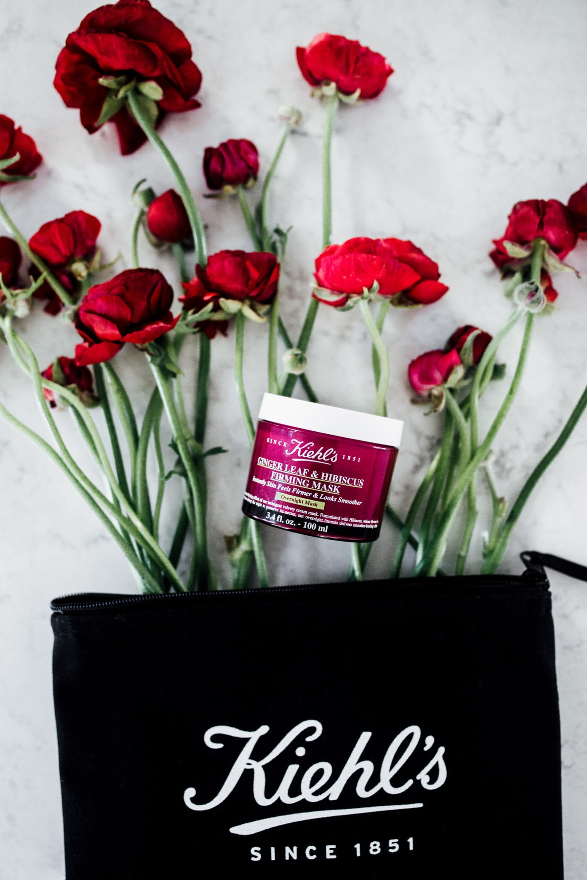 Kiehl's firming face mask