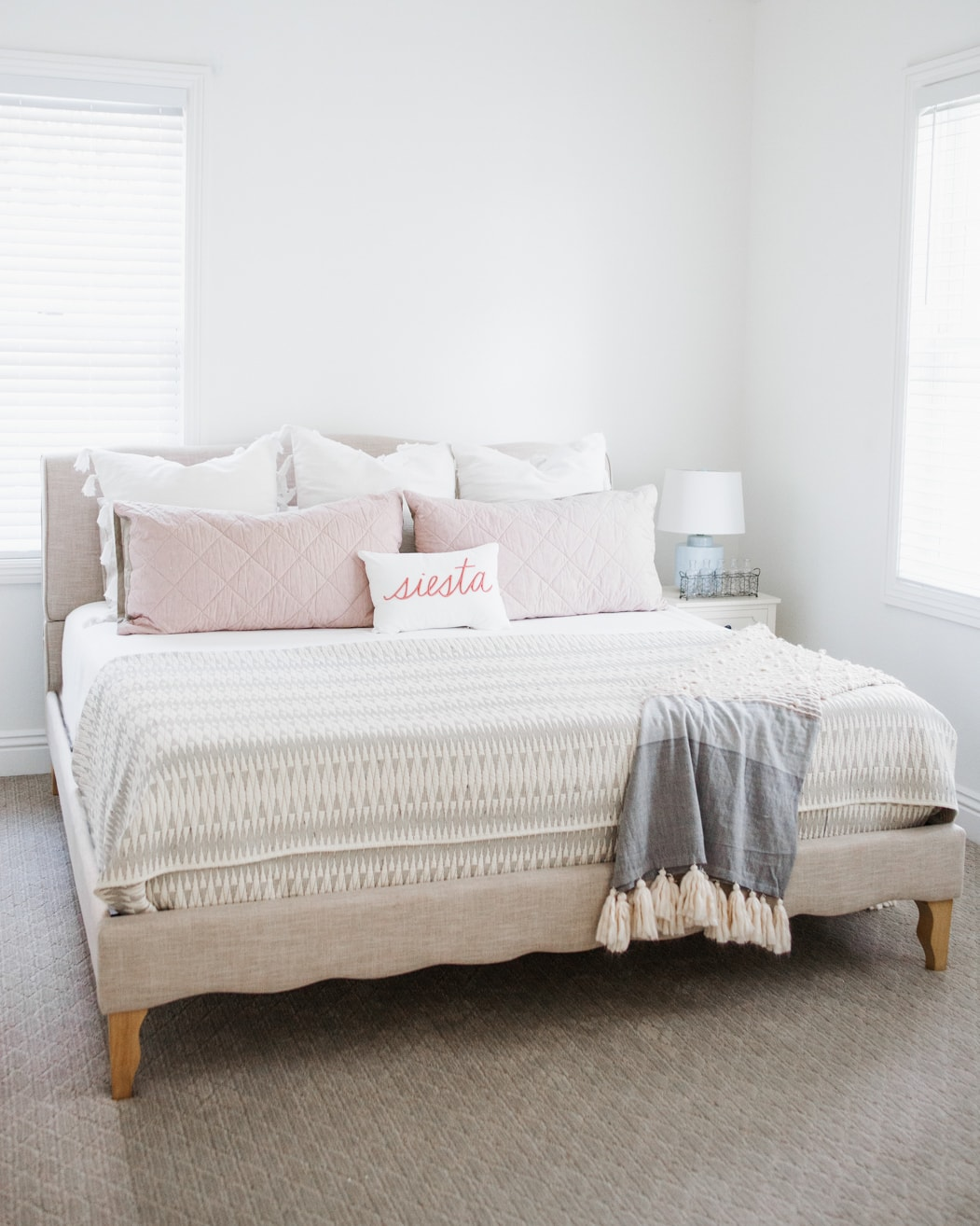Guest Room Inspiration: Cute Guest Room Refresh Ideas + A Friends And Family Sale