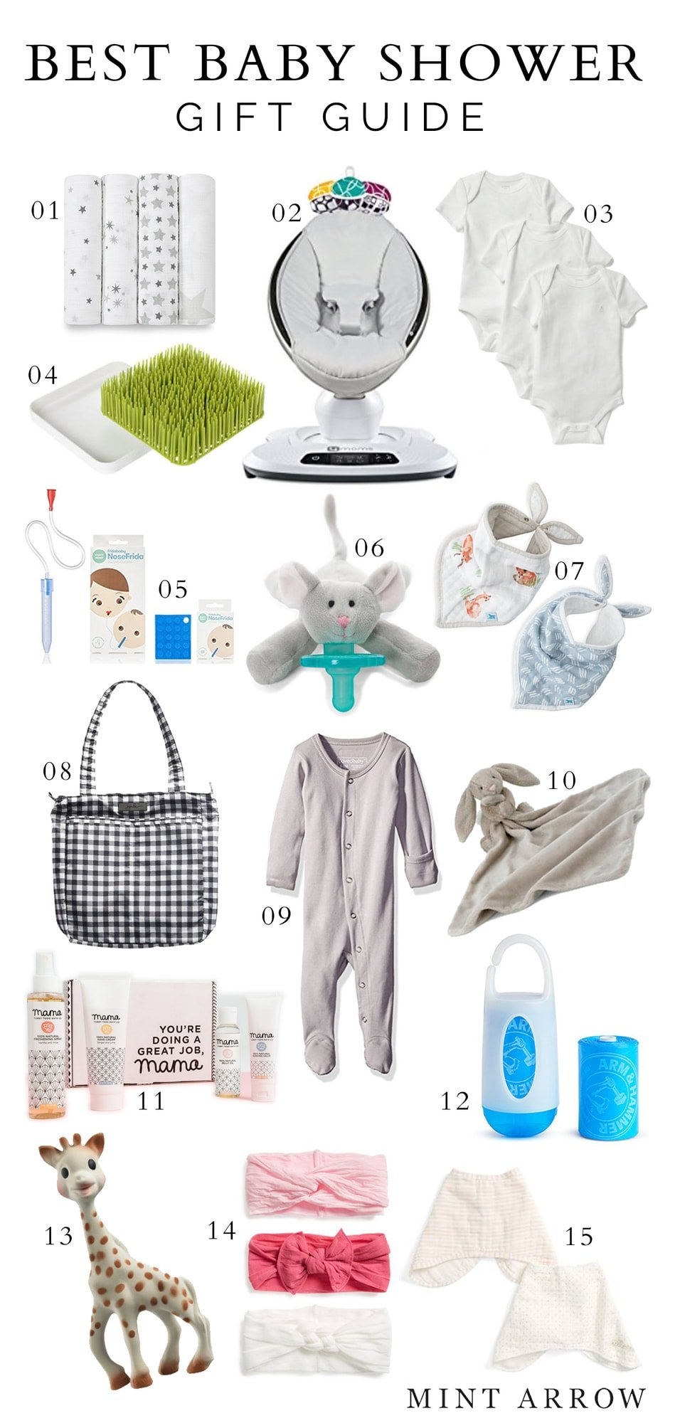 Best Baby Shower Gifts To Give This Spring Or Summer