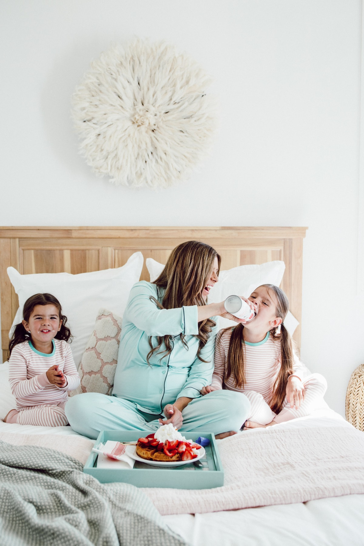 My favorite Mother's Day tradition Bedding Collection