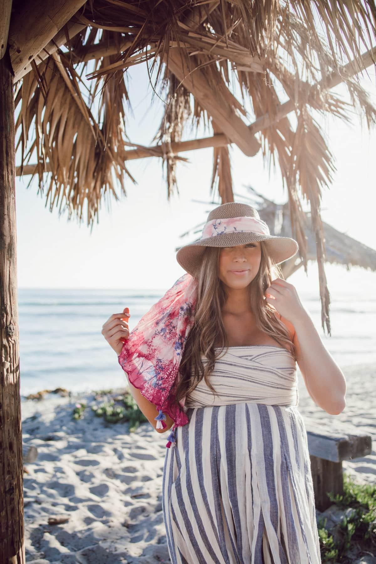 Splurge or save UVB 50+ Sun hat