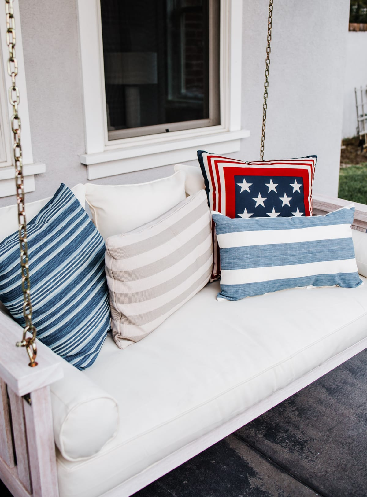 patriotic home decor