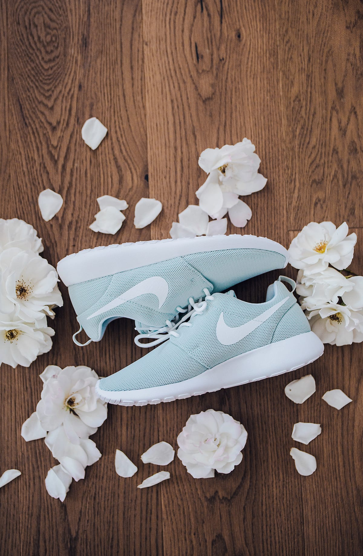 mint Nikes