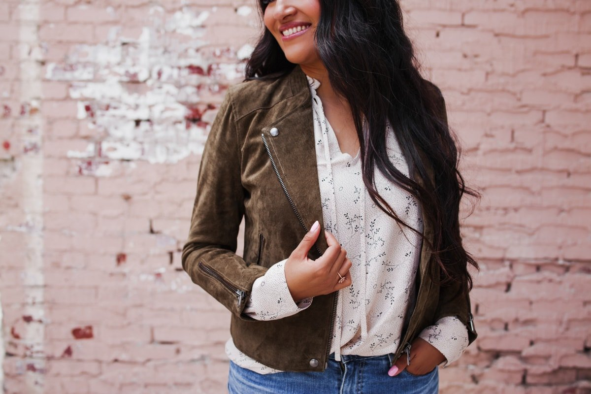 nordstrom anniversary sale brown jacket