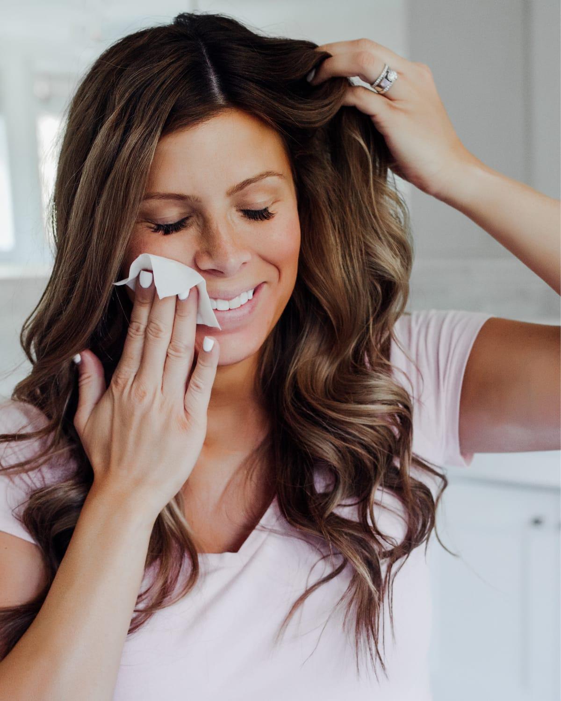 kate somerville tan towelette