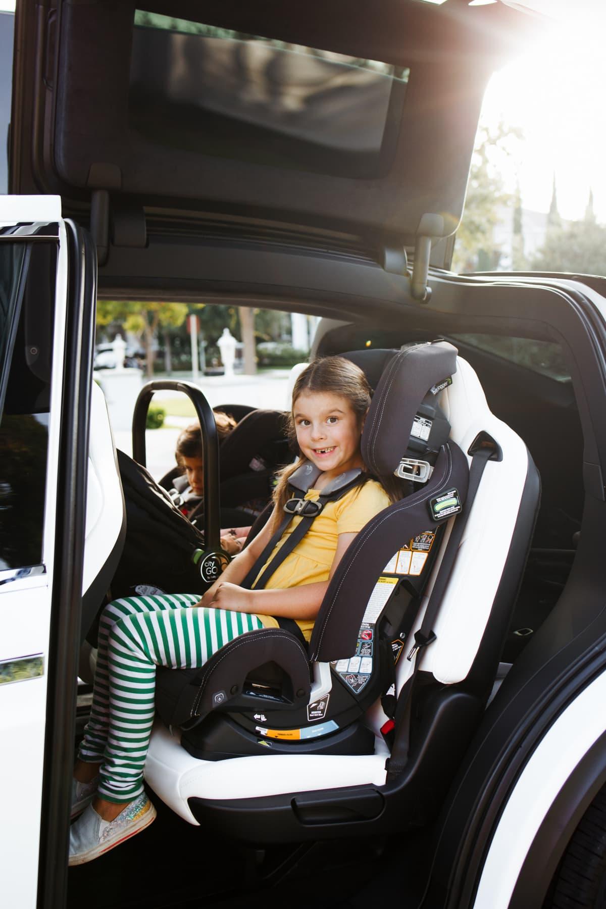 baby jogger car seat