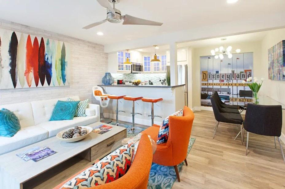 favorite airbnb in disneyland
