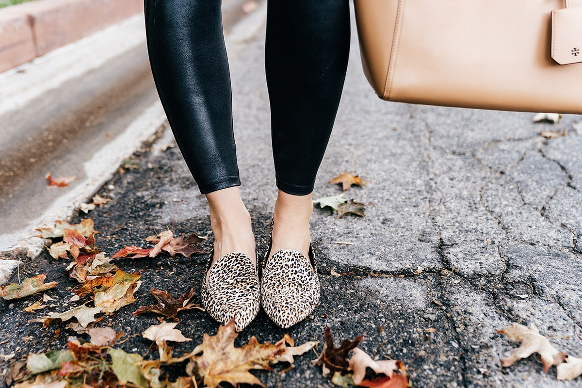 cutest animal print shoes