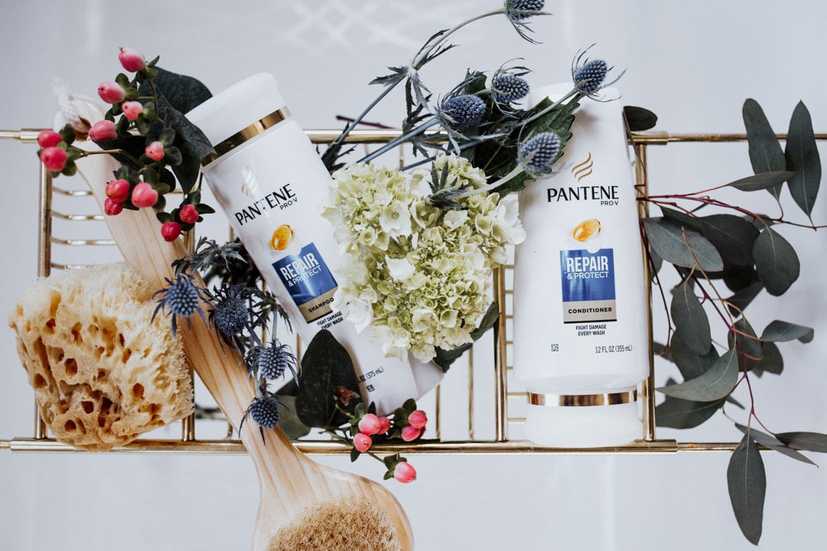 pantene repair and protect
