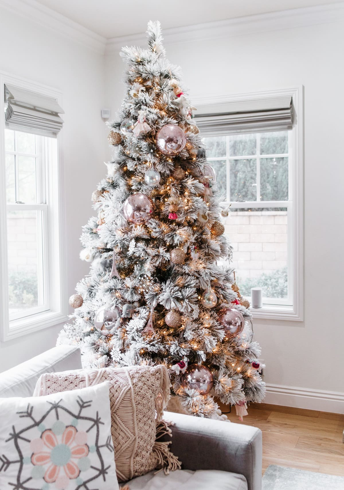 dreamy christmas tree