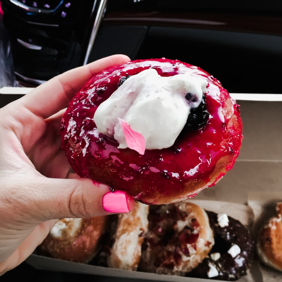 Best donuts in all of Orange County - sidecar donuts