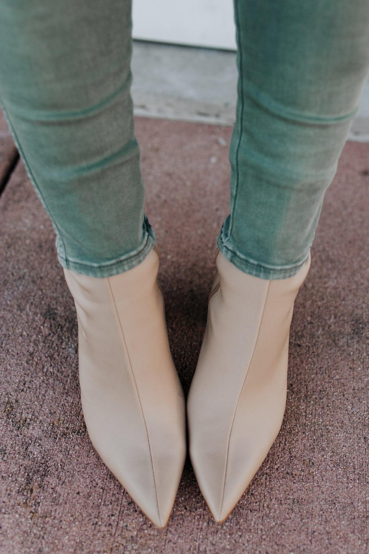 womens booties